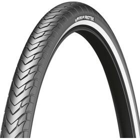 Michelin Protek Fietsband 26 draadband Reflex zwart